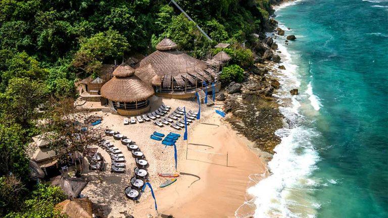 Pantai Karma Kandara Bali, Pantai Eksklusif Yang Tersembunyi
