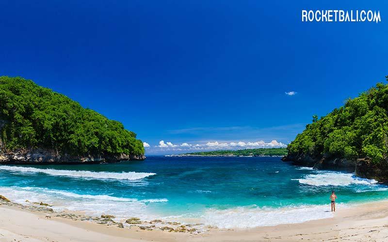 Blue Lagoon Beach Bali