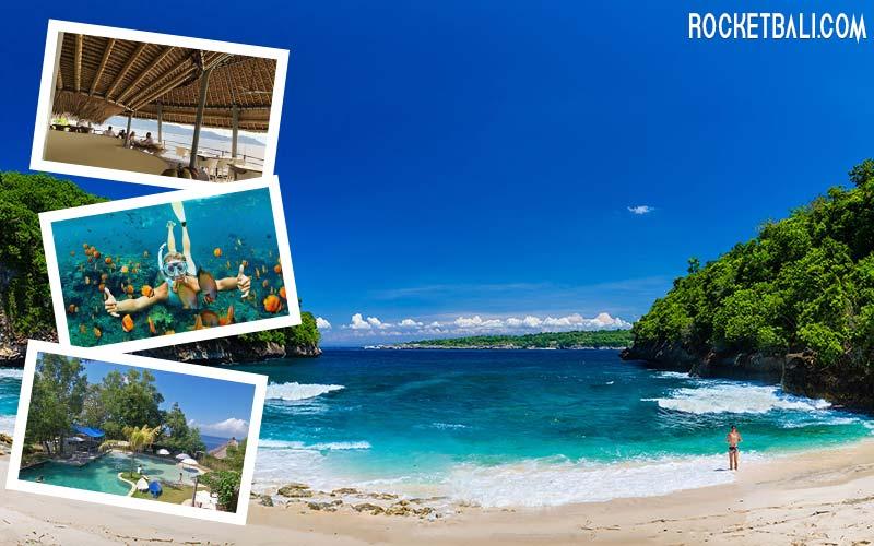 Pantai Blue Lagoon, Surga Tersembunyi Di Timur Bali
